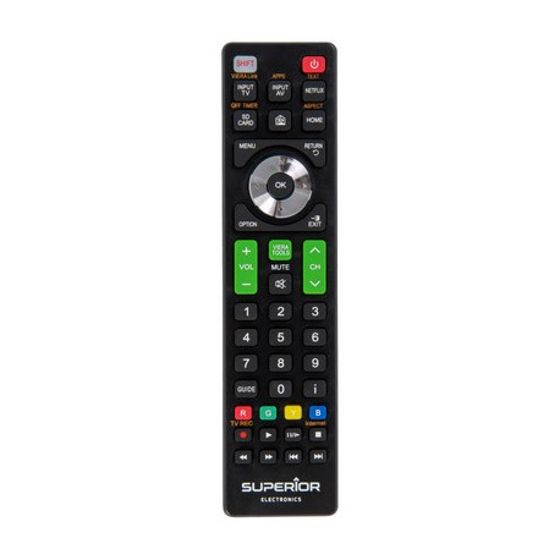 "TELECOMANDO TV ""SUPERIOR"" ORIGINALE PANASONIC"