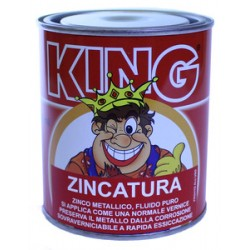 "ZINCO LIQUIDO ""KING"" ML.500"