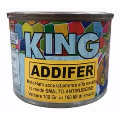"ADDITIVO""ADDIFER""X SMALTI AL SOLVENTE GR.100"