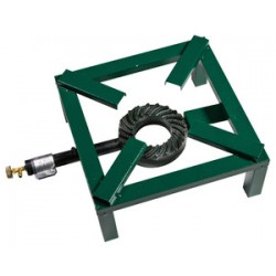 FORNELLONE A GAS 40X40 ROBUSTUS
