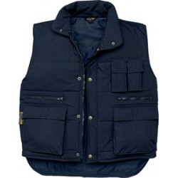 GILET ANNECY SPECIAL COL.BLEU