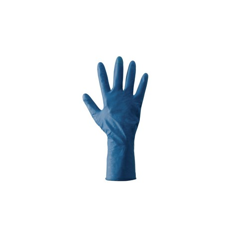 GUANTI LATEX PRO BLU SPESS.0,26MM.